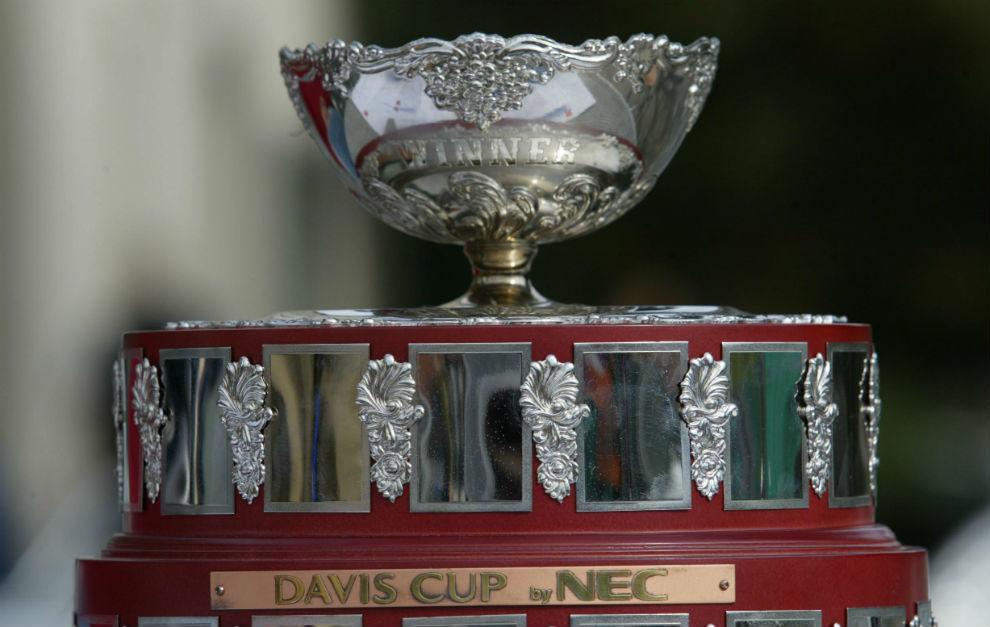 History Of Davis Cup - Tennis