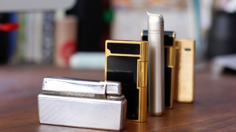 Butane Lighters And Zippo