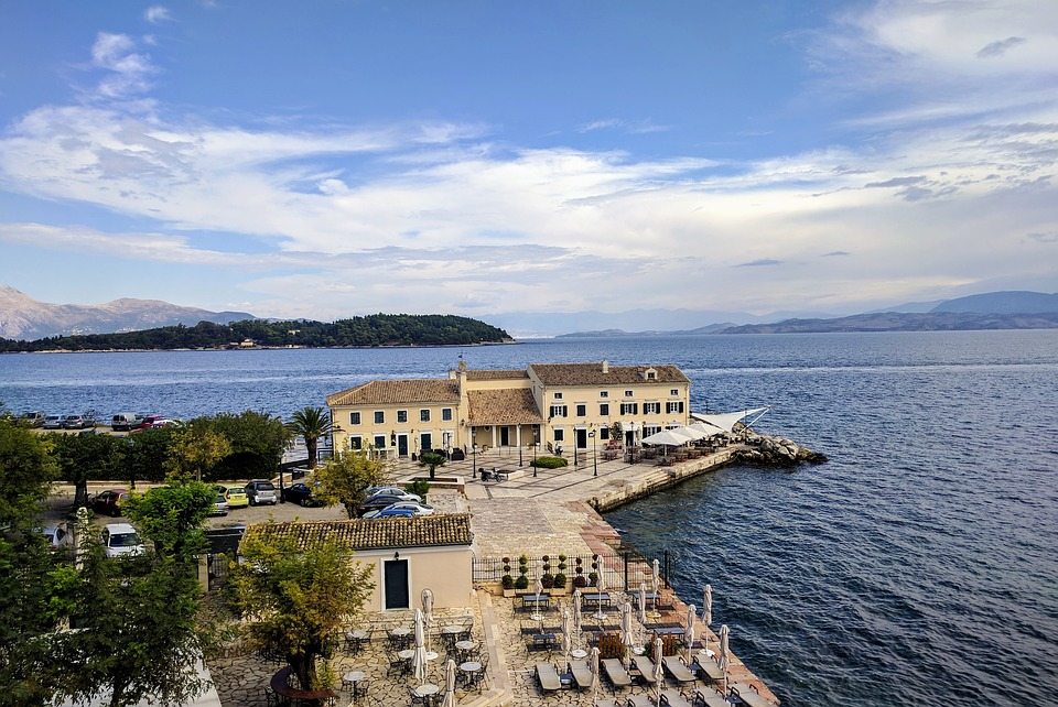 Corfu Holidays - Discover Extremely Gorgeous And Diverse Greek Island