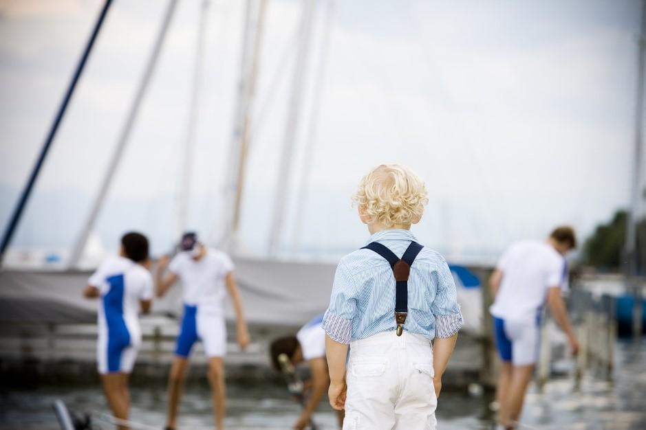 Sport Is A Key To Positive Self-Esteem In Children