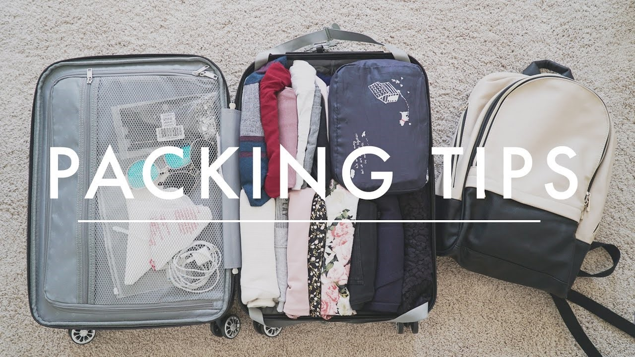 7 Things To Pack In Your Travel Backpack
