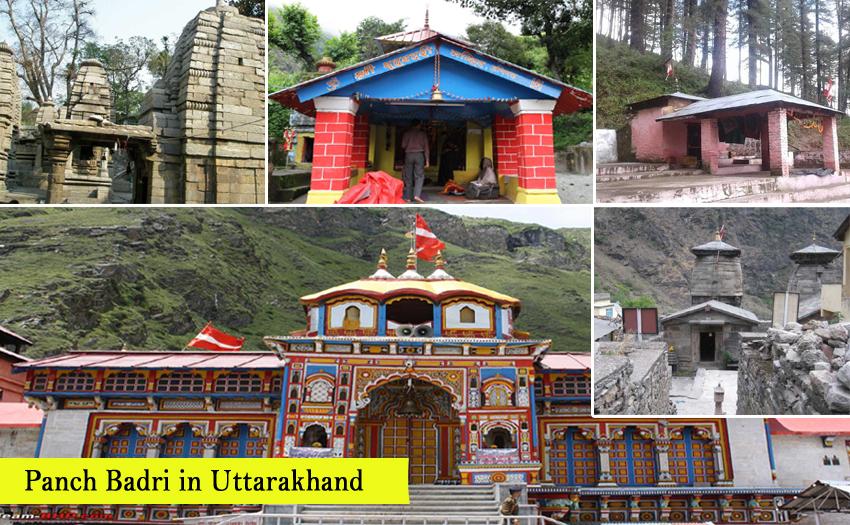 Short Pilgrimages In Uttarakhand: Panch Badri Yatra