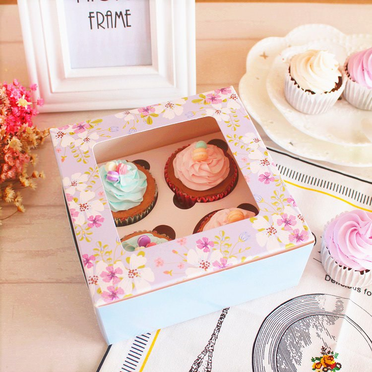 How Your Customized Cupcake Boxes Can Make Your Bakery Business Grow Faster?