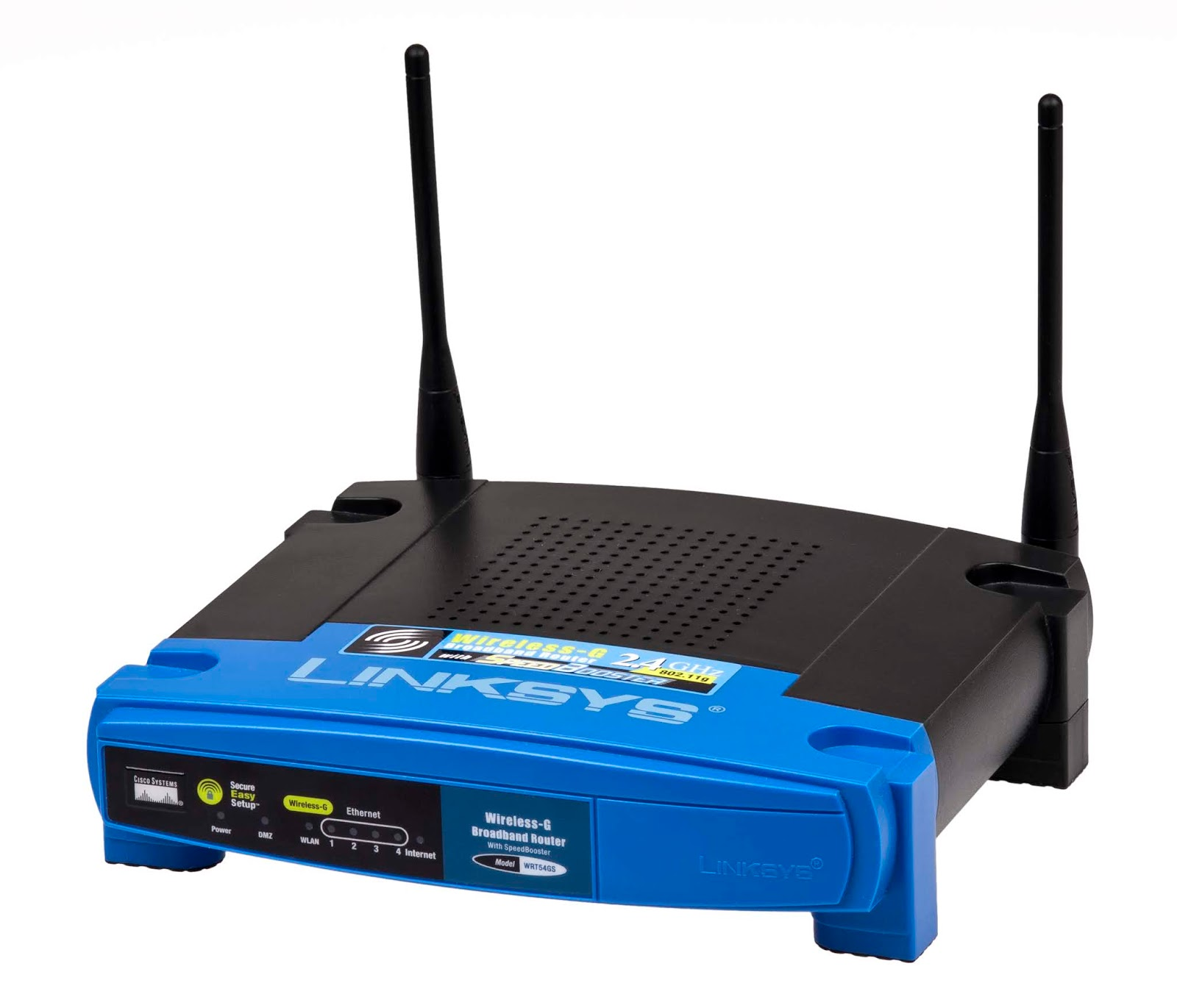 Types Of Wi-Fi Routers