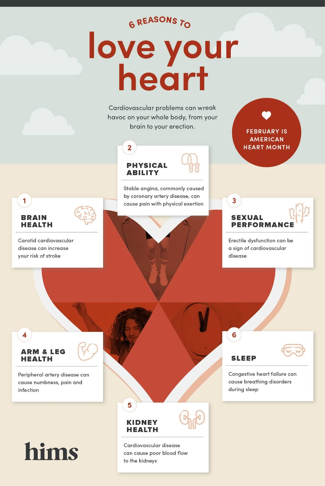 6 Reasons To Love Your Heart