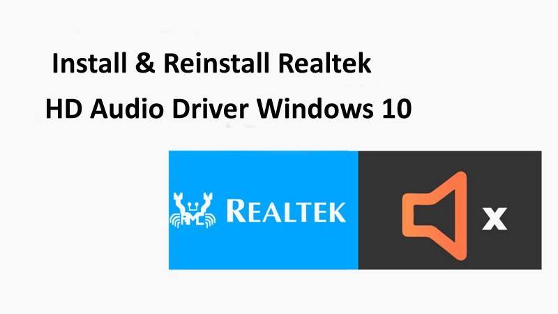 How To Install Realtek HD Audio Manager In Win 10?