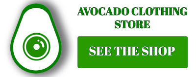 Avocado Clothing Store: The Online Shop For Avocado Lovers!