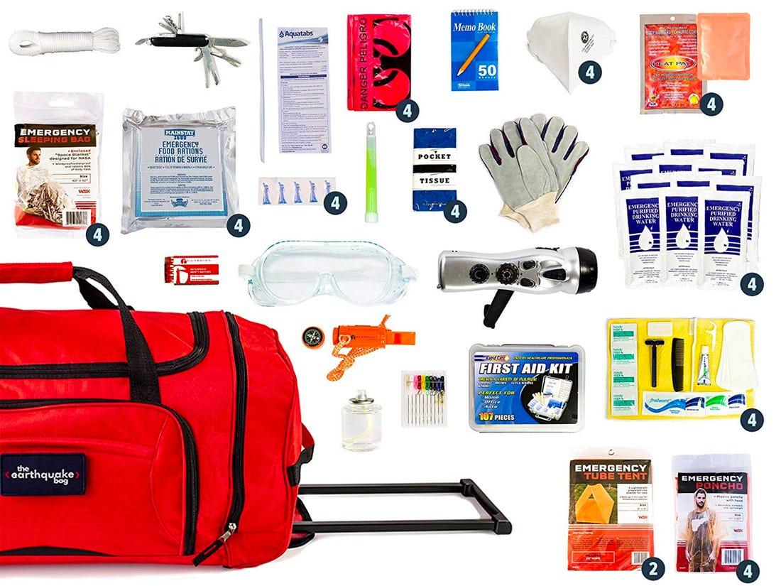 Emergency Kit Complete
