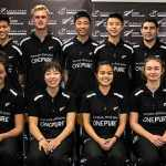 New Zealand Badminton team name