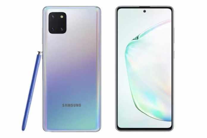 Harga Samsung note 10