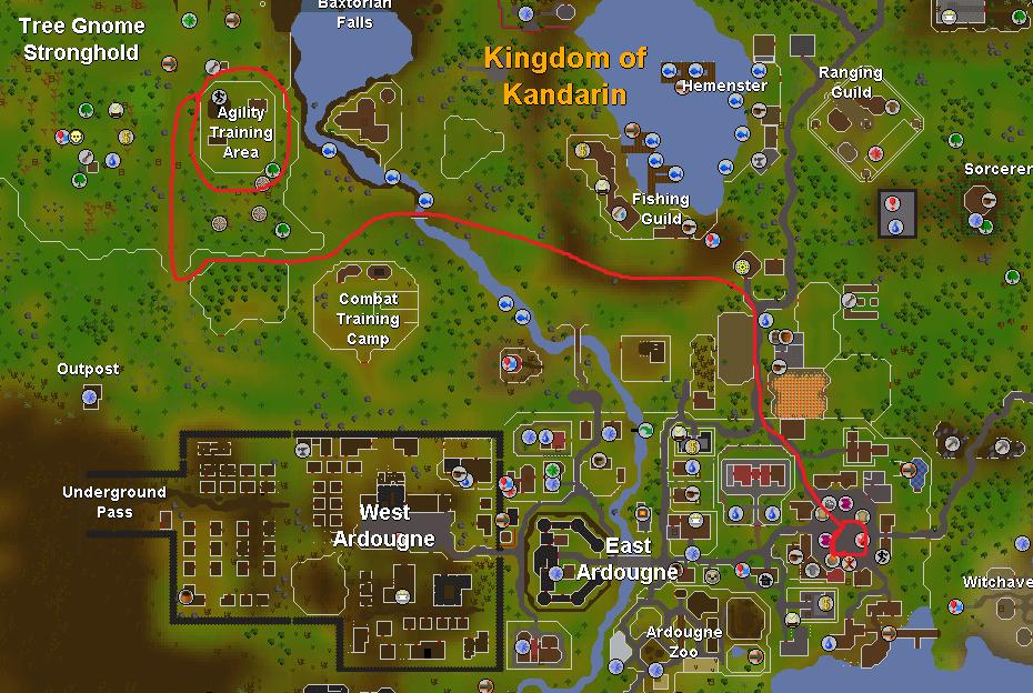 Tree Gnome Village Osrs