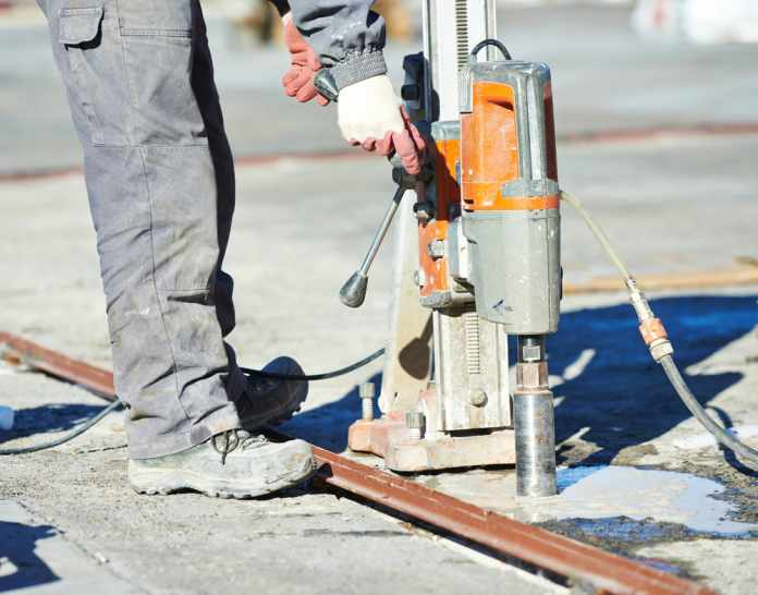 cutting and core drilling service